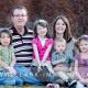 Beautiful family portraits in Manti, Utah.